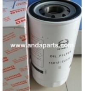 Quality GOOD QUALITY OIL FILTER 15613-E0120 FOR KOBELCO wholesale