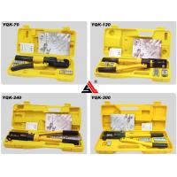 Quality YQK-70 Hydraulic Cable Lug Crimping Tool With Automatis Safety Set For Crimping Terminal wholesale