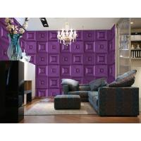 Quality Custom Decorative Wall Decals Eco Friendly Wallpaper 3D Wall Panel for Home Decor wholesale