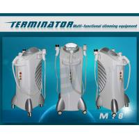 Quality 220V 3 In 1 RF Cavitation Rf Slimming Machine For Skin Tightening wholesale