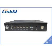 Quality 10W rack mount TDD Transmitter , hd video transmitter bidirectional transmission wholesale