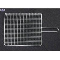 Quality Custom BBQ Barbecue Grill Wire Mesh Non - Stick Reusable Net For Fish wholesale