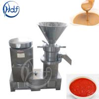 Quality 304 Stainless Steel Automatic Food Processing Machines Peanut Butter Making Equipment wholesale