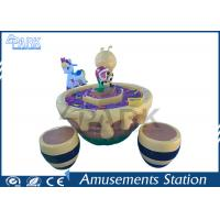 China Honey Sand Pool Amusement Kids Game Machine Magic Art Table For Sale on sale