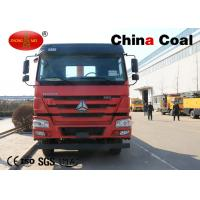 Buy cheap Logistics Equipment Right Left Hand Drive Howo Tipper Truck  38.1hp/1 from wholesalers