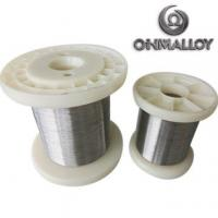 Buy cheap 0.8 Mm Diameter Nichrome Resistance Wire For Household Appliances SGS Certificat from wholesalers