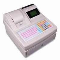 Quality Electronic Cash Register with ARM7 CPU, 93 Flat Keys Keyboard and LCD Operator Display wholesale