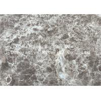 Quality Realistic Stone Effect Decorative Door Film Thermal Transfer Foil For UV Boards wholesale