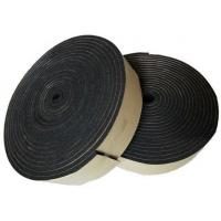Quality Single Side Black Rubber Foam Sealing Tape Strong Adhesive Single Coated Foam Tape wholesale