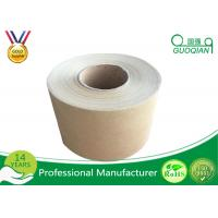 Quality Water Release kraft gummed paper tape Non Reinforced For Low Volume Packaging wholesale