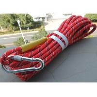 Cheap safety climbing rope code line 10.5mm x 70 feet for sale