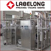 Quality 3000BPH Soft Drink Filling Machine , 3.29Kw Beverage Bottling Machine wholesale