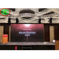 Buy cheap 500mm*500mm Cabinet High Refresh P3.91 P4 P4.81 Indoor Outdoor LED Rental from wholesalers