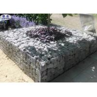 China Welded Wire Gabion Baskets Better Tensile Strength Customized Service on sale