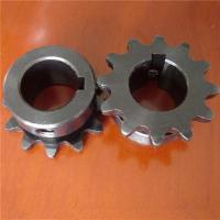 Quality Blackened small sprocket pair wholesale