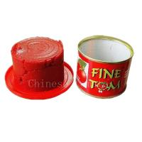 China FINE TOM brand canned tomato paste production line on sale