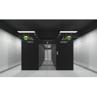 China HAIRF 16units Prefabricated Modular Data Center For Server Room Air Cooling Projects on sale