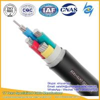 Quality Hot Product Copper Conductor 95mm PVC Power Cable with Competitive Price wholesale