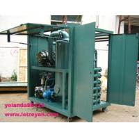 Cheap Weather-Proof (Enclosed Type) Vacuum Dielectric Oil Filtering Unit   Transformer Oil Purification Machine for sale