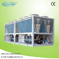 Quality Air To Water Heat Pump Air Cooled Water Chiller Unit 379 KW - 675 KW wholesale