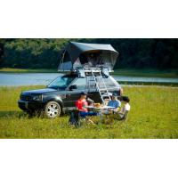 Quality Hard Cover UV 50+ Roof Rack Pop Up Tent For Your Car 1 Year Warranty wholesale