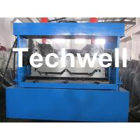 Quality Standing Seam Roof Panel Roll Forming Machine With Hydraulic Cutting Device for Standing Seam Roof Wall Cladding wholesale