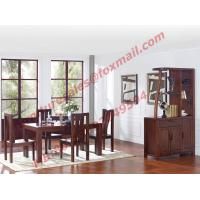 Quality Rectangular Table made by Solid Wooden in Dining Room Set wholesale