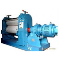 Quality PVDF Aluminum Coil Coating Production Line Metal Embosser Machine 20m / min 0.04mm - 0.5mm Thickness wholesale