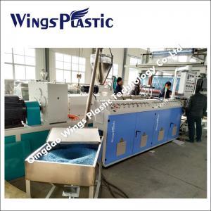 Quality Non - Slip PVC Coil Mat Carpet With Vinyl Loops Making Machine wholesale