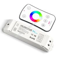 Quality 4ch rgbw touch panel remote controller for rgbw led strips wholesale