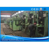 Quality Carbon Steel Square Tube Mill Adjustable Size High Frequency Welding wholesale
