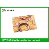 Quality High Toughness Dining Table Placemats Small Square Placemats Easy Cleaning wholesale