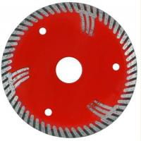 Quality D105-230mm Sintered Diamond Stone Saw Blades With Protected Teeths Fast Cutting wholesale