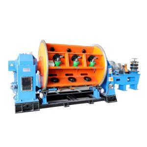 Quality Safety Rigid Stranding Machine Bobbin 63 Cm With Automatic Shutdown Device wholesale