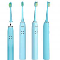 China 2 Heads Oral Electric Toothbrush / Battery Powered Electric Toothbrush on sale