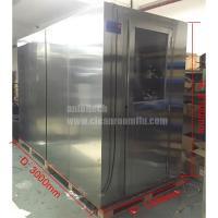 Quality Exported to USA market China air shower for clean room wholesale