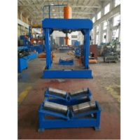 1000mm Big light pole close and straightening machine for transmission tower