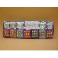 Quality Colored Glucose Novelty Candy Toys , Small Round Funny Candy Sweets wholesale
