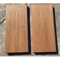 China China Popular Capped composite Outdoor decking board for sales online  High quality WPC decking on sale