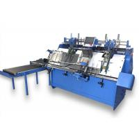 Quality Endsheet Gluing Page Inserting Automatic Book Binding Machine 7000Page / Hour wholesale