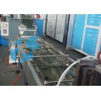 China Large Capacity Waste Plastic Recycling Line Plastic PVC / PET Granules Manufacturing on sale
