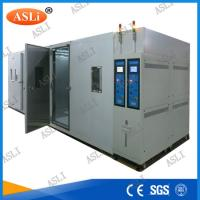 Quality Large Capacity Walk In Stability Chamber Temperature And Humidity Test Room wholesale