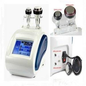 LED Photon Skin Rejuvenation , Ultrasonic Cavitation Cellulite Reduction Machine