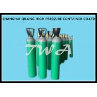 Quality 13.4L Standard Argon Welding Cylinder High Pressure 580mm Height wholesale