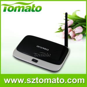 Quality Android 4.2 Quad Core Mini PC WiFi XBMC Smart TV Media Player Cortex A9 smart tv box wholesale