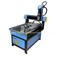 Quality 600*900mm 4 Axis CNC Aluminum Copper Engraving Machine with Mach3 Control wholesale
