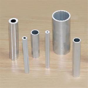 Cheap High Precision 5000 Series Aluminium Round Tube ± 0.01MM Tolerance for sale