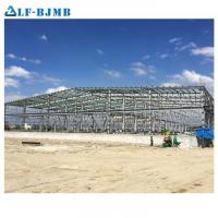 Quality Prefabricated Workshop Large Span Steel Structure Shed Design  Steel Truss Structure Warehouse Building wholesale