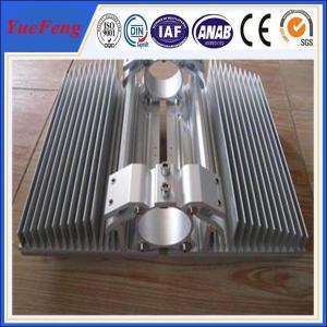 China CNC fabrication China factory price aluminum extrusion on sale