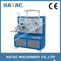 China Automatic Cotton Tape Printing Machine,Woven Label Printer,Central Drum Cylinder Flexo Printing Machine on sale